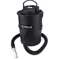 De Vielle 25L Ash Vacuum Cleaner