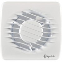 """Xpelair 6"""" Extractor Fan with Timer"""