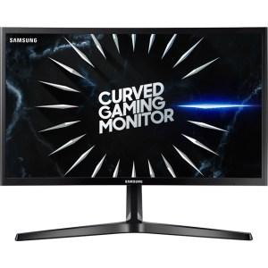 "Samsung C24RG50 Full HD 23.5"" 144Hz Curved Gaming Monitor with AMD FreeSync - Black  AO SALE"