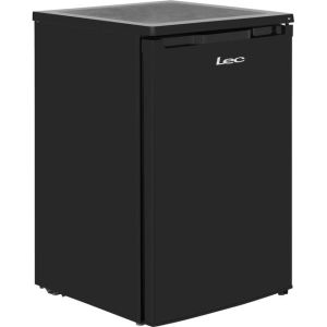 Lec R5511B.1 Fridge with Ice Box - Black - A+ Rated  AO SALE