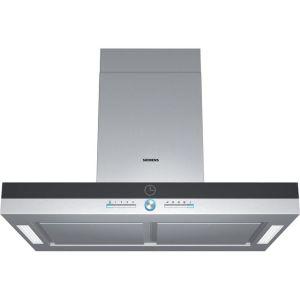 Siemens IQ-700 LF959BL90B 90 cm Island Cooker Hood - Stainless Steel - C Rated  AO SALE