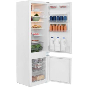 NEFF N30 K8524X8GB Integrated 70/30 Fridge Freezer with Sliding Door Fixing Kit - White - A+ Rated  AO SALE