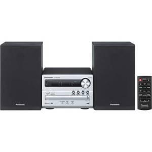 Panasonic SC-PM250BEBS 20 Watt Hi-Fi System with Bluetooth - Silver  AO SALE