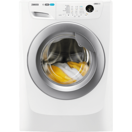 Zanussi Lindo300 ZWF01483WR 10Kg Washing Machine with 1400 rpm - White - A+++ Rated AO SALE