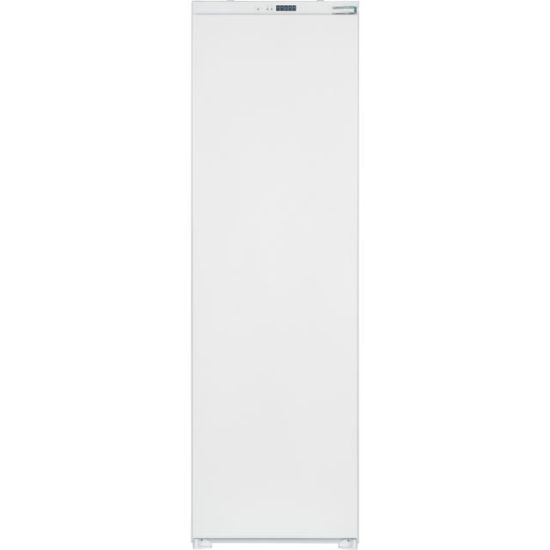 Sharp SJ-SF197E01X-EN Integrated Frost Free Upright Freezer with Door slider Kit - A+ Rated