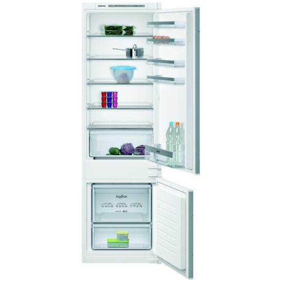 Siemens KI87VVSF0G 177cm IQ-300 Integrated 70/30 Fridge Freezer