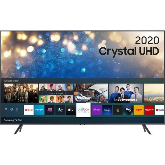 "Samsung UE70TU7100 70"" Smart 4K Ultra HD TV With HDR10+ and Crystal Processor 4K"