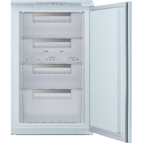 Siemens IQ-300 GI18DASE0 Integrated Upright Freezer with Sliding Door Fixing Kit - A+ Rated