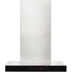 Stoves HDCN601 60 cm Chimney Cooker Hood - Stainless Steel - A Rated