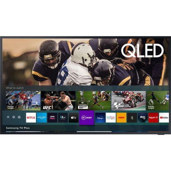 "Samsung QE55LST7TA 55"" The Terrace QLED 4K Ultra HD Smart Outdoor TV"