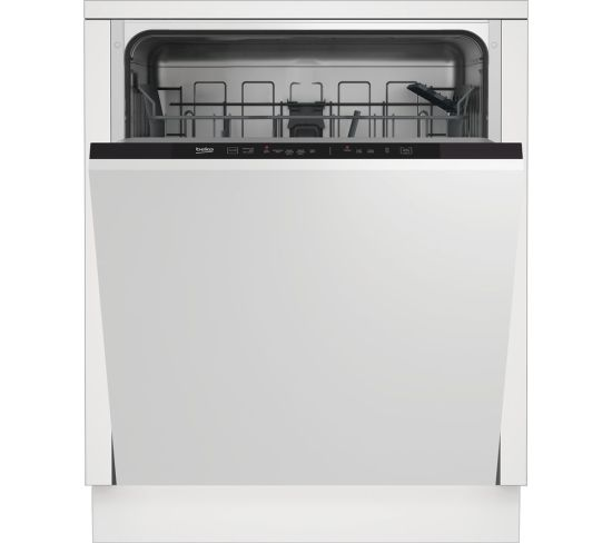 """BEKO DIN15X20 Full-size Fully Integrated Dishwasher Currys PC World <strong>Wash your dishes faster with the Beko DIN15X20 Full-size Fully Integrated Dishwasher at <a href=""""http://Appliance-Deals.com"""">Appliance-Deals.com</a></strong>"""