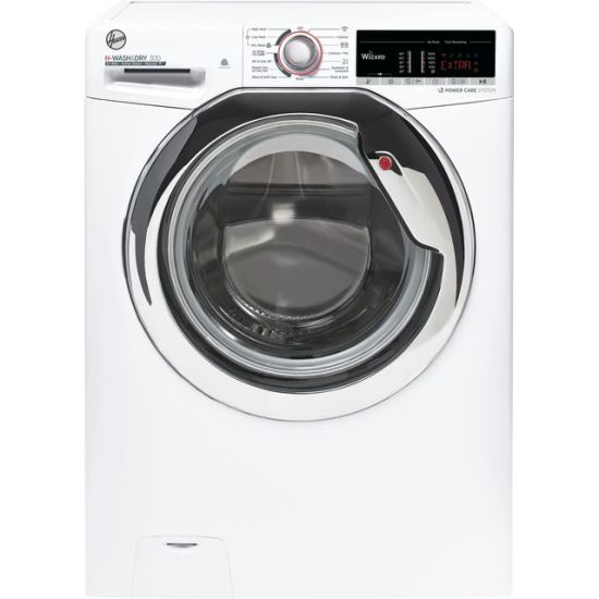 """Hoover H-WASH 300 H3DS4965TACE Washer Dryer - Popular AO.com <h1 style=""""text-align: center;"""">Hoover H-WASH 300 H3DS4965TACE Free Standing Washer Dryer in White. Amazing Deals at Appliance-Deals.com <a href=""""https://www.awin1.com/pclick.php?p=28223731369&a=792795&m=19526""""><img class=""""aligncenter wp-image-9780000159235"""" src=""""https://appliance-deals.com/wp-content/uploads/2021/02/ao-new.jpg"""" alt=""""Hoover H-WASH 300 H3DS4965TACE"""" width=""""147"""" height=""""147"""" /></a></h1>"""
