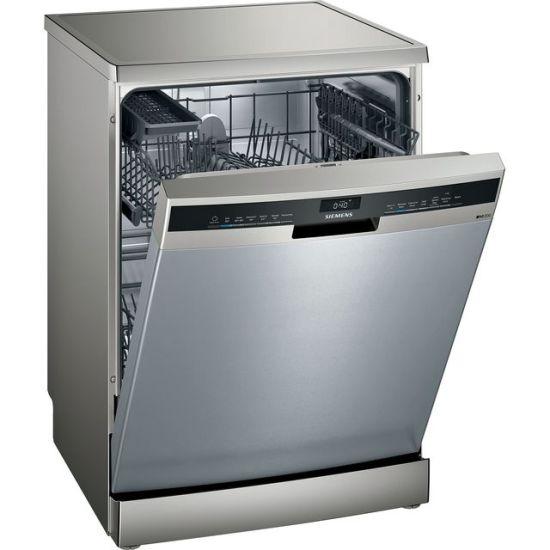Siemens IQ-300 Free Standing Dishwasher in Stainless Steel
