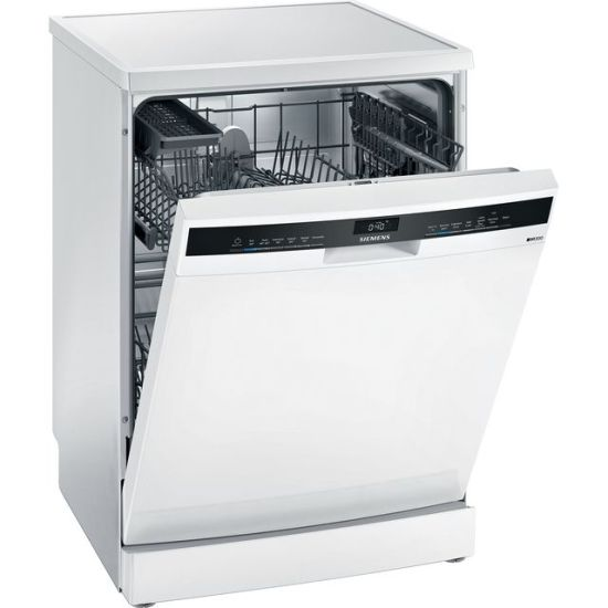 Siemens IQ-300 Free Standing Dishwasher in White