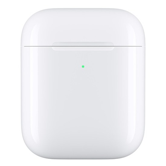 Apple Wireless Charging Case - White