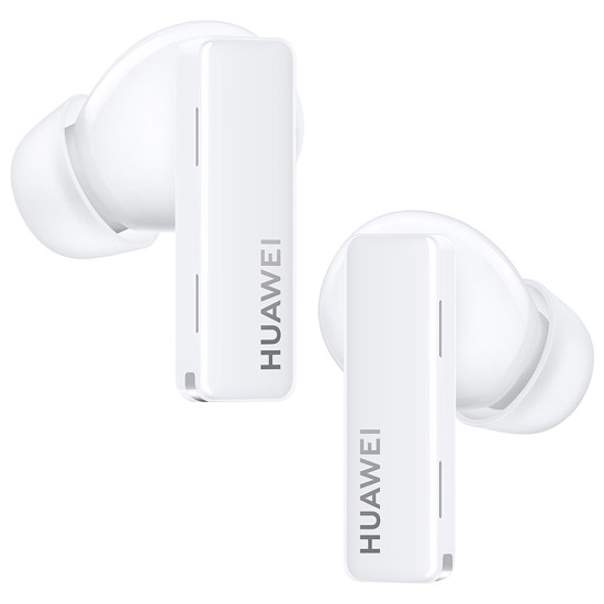 Huawei Freebuds Pro True Wireless Earphones with Intelligent Noise Cancellation - White