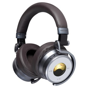 Meters Connect Over Ear Bluetooth Active Noise Cancelling Headphones - Gun Metal Grey