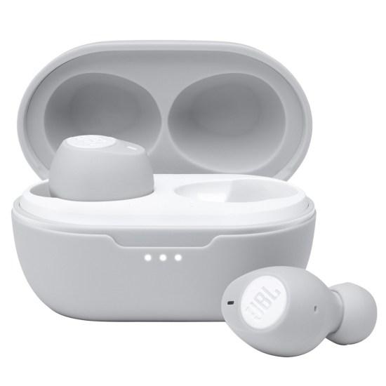 JBL Tune T115TWS True Wireless Earbuds - White