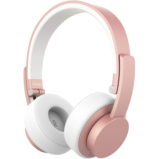 Urbanista Seattle Over-Ear Wireless Headphones with Mic -  Rose Gold