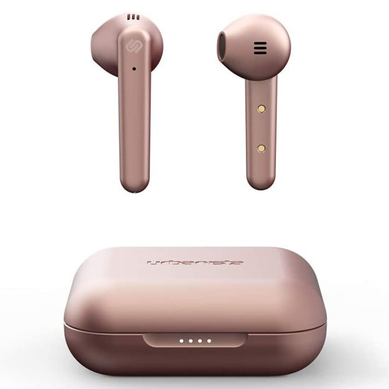 Urbanista Stockholm Plus True Wireless Earbuds - Rose Gold