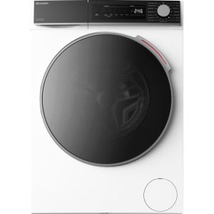 Sharp ES-NDB8144WD-EN 8Kg / 6Kg Washer Dryer with 1400 rpm - White - A Rated