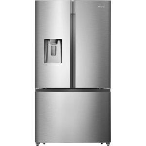 Hisense RF750N4ISF American Fridge Freezer - Stainless Steel - A+ Rated