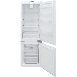 Baumatic BRCIF3180E/N Integrated 70/30 Fridge Freezer with Door slider Kit - White - A++ Rated