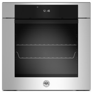 Bertazzoni F6011MODVPTX Modern Series Pyrolytic Total Steam Single Oven - STAINLESS STEEL