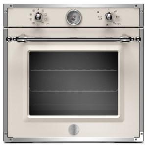Bertazzoni F609HEREKTAX Heritage Series Single Oven - IVORY