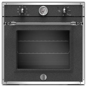 Bertazzoni F609HEREKTND Heritage Series Single Oven - BLACK