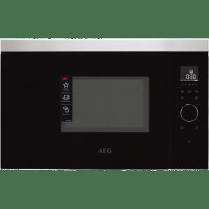 AEG MBB1756SEM Built In Microwave - Stainless Steel