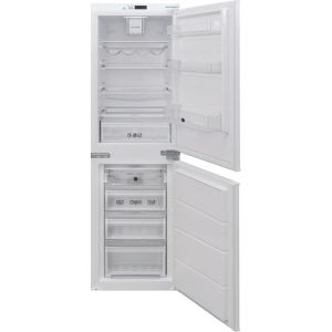 Hoover BHBF172UKT/N Integrated 50/50 Fridge Freezer with Door slider Kit - White - A+ Rated