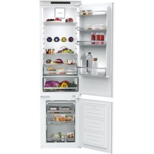 Hoover BHBF192FK Integrated 70/30 Fridge Freezer with Sliding Door Fixing Kit - White - A+ Rated
