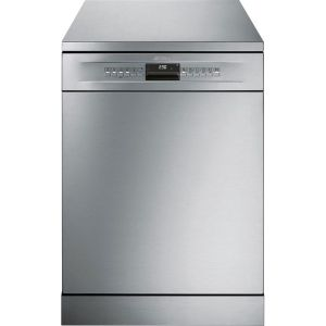 Smeg DF13TF3X Standard Dishwasher - Stainless Steel - A+++ Rated