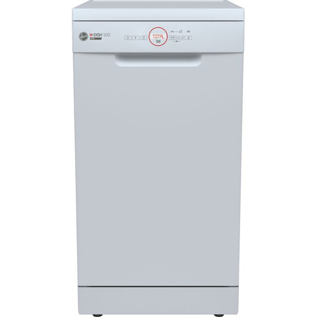 Hoover H-DISH 300 HDPH2D1049W Slimline Dishwasher - White - A++ Rated