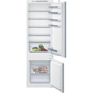 Siemens IQ-300 KI87VVSF0G Integrated 70/30 Fridge Freezer with Sliding Door Fixing Kit - White - A++ Rated