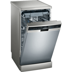 Siemens IQ-300 SR23EI28ME Wifi Connected Slimline Dishwasher - Stainless Steel - A++ Rated