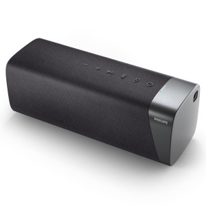 Philips Wireless 30W RMS Speaker with  IPX7 Water Resistance - Black