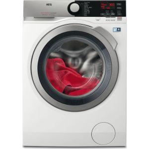 AEG ProSteam L7FEE945R Washing Machine - White, White