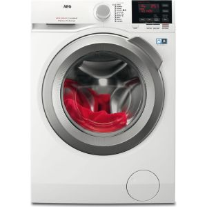 AEG ProSense L6FBG142R Washing Machine - White, White