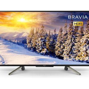 SONY BRAVIA KDL43WF663  Smart HDR LED TV, Gold