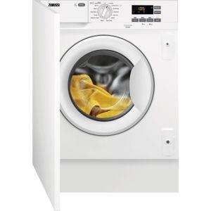 ZANUSSI Z714W43BI Integrated 7 kg 1400 Spin Washing Machine