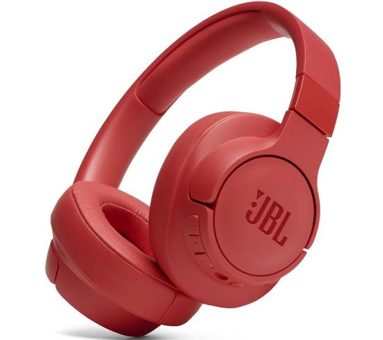 JBL Tune 750BTNC Wireless Bluetooth Noise-Cancelling Headphones - Coral, Coral