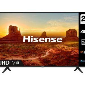 """55"""" HISENSE 55A7100FTUK  Smart 4K Ultra HD HDR LED TV"""