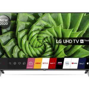 """65"""" LG 65UN80006LA  Smart 4K Ultra HD HDR LED TV with Google Assistant & Amazon Alexa"""