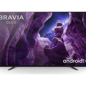 """65"""" SONY BRAVIA KD65A8BU  Smart 4K Ultra HD HDR OLED TV with Google Assistant"""