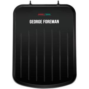 GEORGE FOREMAN 25800 Small Fit Grill - Black, Black
