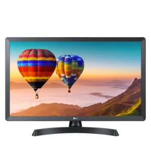 "LG 28TN515V 27.5"" HD Ready LED TV Monitor, Black"