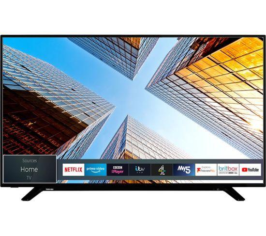 "55"" TOSHIBA 55UL2063DB  Smart 4K Ultra HD HDR LED TV"