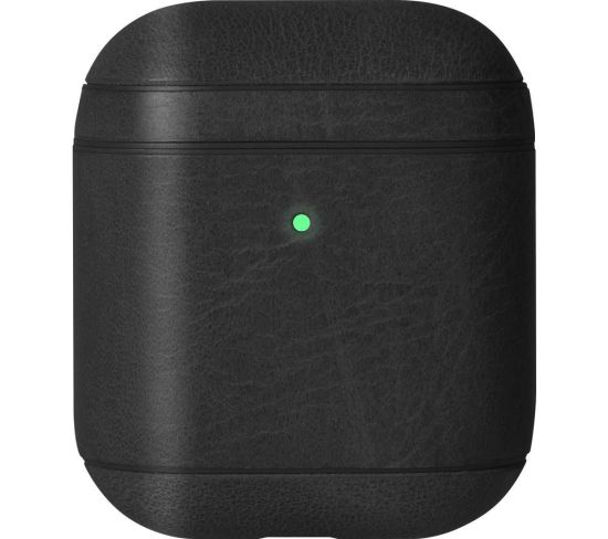 KRUSSEL Sunne Apple AirPods Case - Black, Black
